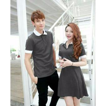 Harga Grateful Couple Star - Abu