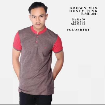 bajuku murah brown mix pink 2011