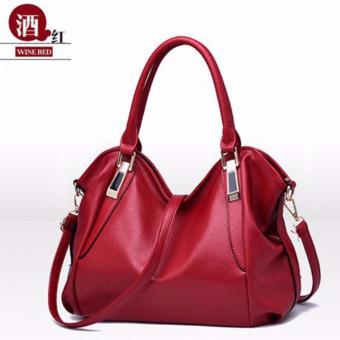 Harga Tas Fashion Branded Import ZGM562 WINERED