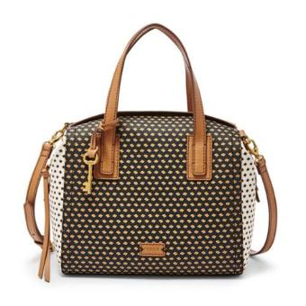 Harga Fossil Emma Satchel Dancing Diamond