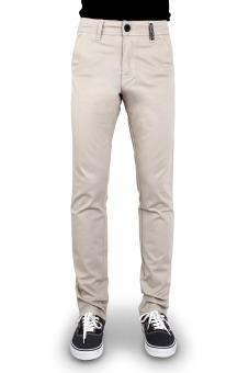 Harga Oliveinch Long Chino - Cream