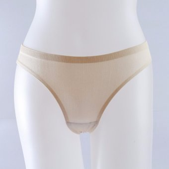 Harga Gasp G-string Seamless #6868 - Cream
