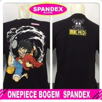 KAOS BAJU DISTRO ANIME PREMIUM ONE PIECE LUFFY GIGANT