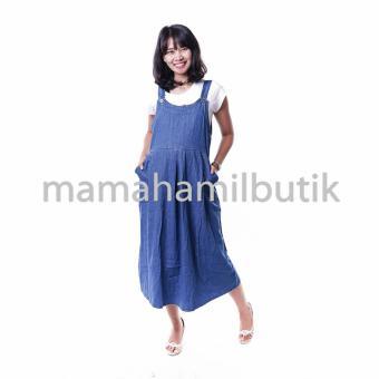 Hmill Baju Hamil Dres Hamil 1161 Merah Daftar Harga Terlengkap Source · Mama Hamil Baju Hamil Modern Dress Overall Soft Jeans 7 8 Modis Biru