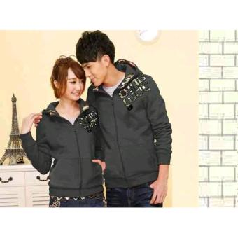 Harga Sweater Army Z0mby Couple CherryBell