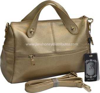 Harga Jims Honey Emma Bag [Gold]