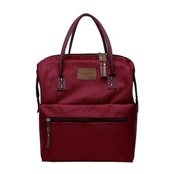 Harga Mayonette Nello Backpack Maroon