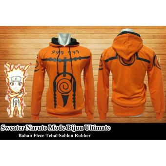 Harga Tailed Fox Sweater Naruto Mode Biju Ultimate