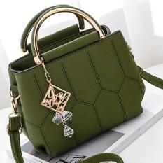 IMF - G1000 Handbag Fashion Import Warna HIjau