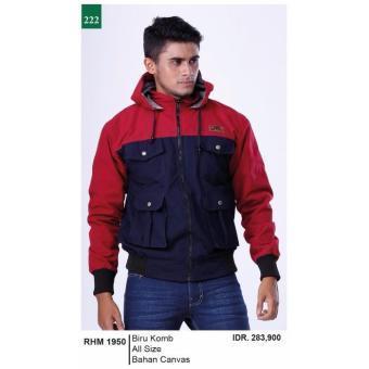 Cek Harga Baru Garsel Fashion Jaket Sweater Pria Fdh 1500 Bir Bahan ... 2bddc07281