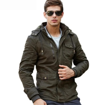 Jaket Pria - Stylish Ways To Wear A Parka Jacket