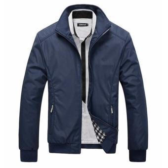 Harga Grosir Jaket Biru Chelsea Ltd Jaket Bola Jaket