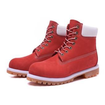 eShop Checker Jane biru toko Timberland boots Cut tinggi tahan air luar  ruangansepatu kerja pria sepatu 67898ce0e2