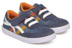 Java Seven ACR 002 Sepatu Casual Balita/ Anak Laki-Laki Syntetic Menarik (Biru)