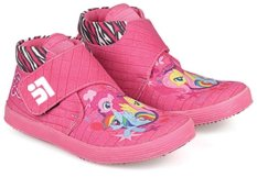 Java Seven CNZ 794 Sepatu Sneaker Anak Perempuan Canvas Menarik (Pink)