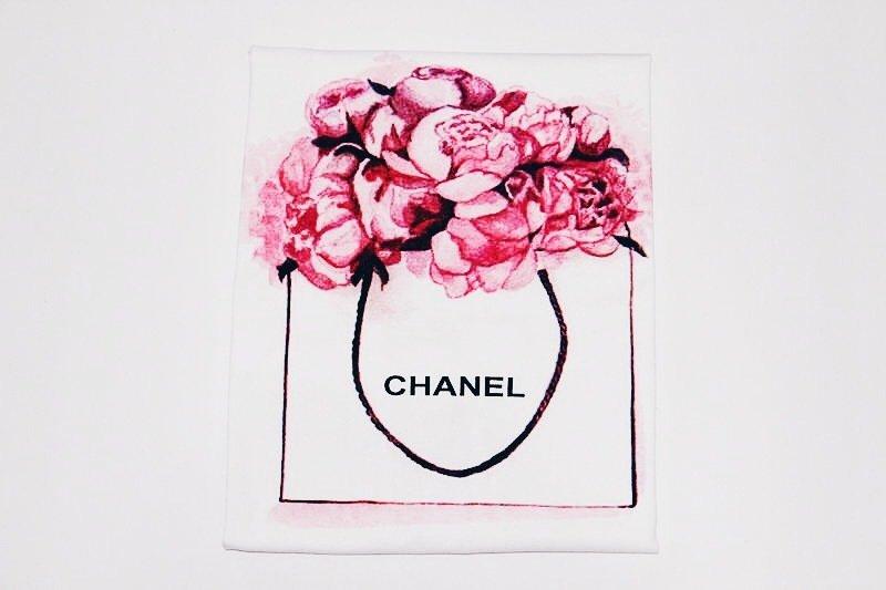 JCLOTHES Kaos Cewe / Tumblr Tee / Kaos Wanita Flower - Putih ...