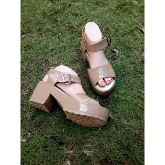Jelly Shoes Dodwel (Mocca) - 2