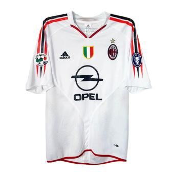 harga Jersey AC Milan Away 2004/2005 Original Lazada.co.id