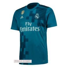 Jersey Bola Real Madrid Third 3rd 2017/2018