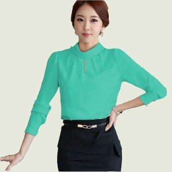 Show Menggantung Qiao Panas Gaya Korea Jual Baju Wanita Atasan Source Jfashion Blus .