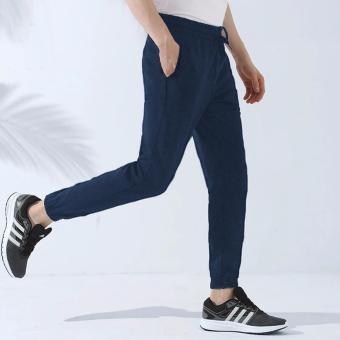 Detail Gambar Produk Jfashion Celana Panjang Jogger Training Pria dewasa Polos - Felix Terbaru