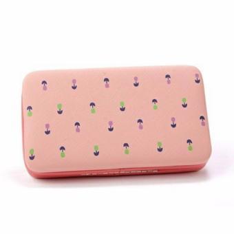 Jims Honey - Best Seller Wallet Import - Lady Wallet (Softpink) - 2