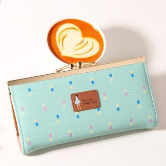 Jims Honey - Cute Floral Fashion Wallet - Anna Wallet (Tosca)