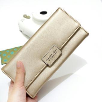 Jims Honey - Top Woman Wallet Import - Amalia Wallet (Gold) .