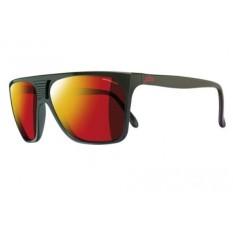 Julbo Cortina Vintage Sunglasses, Shiny Black, Spectron 3+ Mlayer Lens - intl