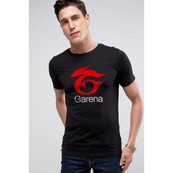Just Cloth Kaos Gaming Pb Garena Point Blank Hitam - Daftar