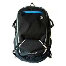 Kalibre Greyviro 910614-000 Tas Ransel Anti Air Water Resistant Backpack Daypack Hitam