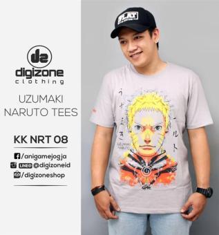 Kaos Anime Uzumaki Naruto Tees KK NRT 08
