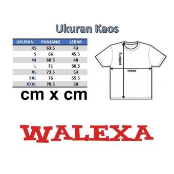 Detail Gambar Kaos Distro WRANGLER T-Shirt - Merah Terbaru
