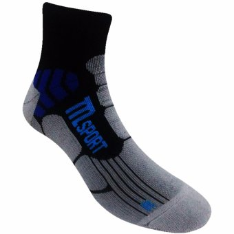 Kaos kaki Marel Socks Running Sock MA1P-16-RUN004 - Hitam