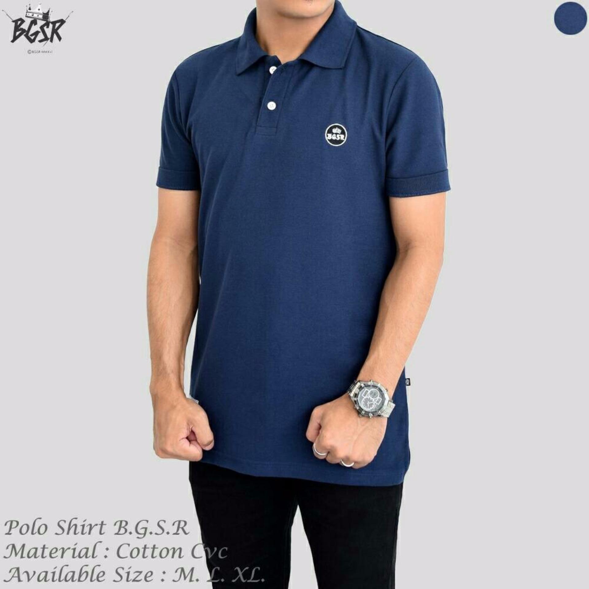 Azure Fashion Polo Wangky Navy Shirt Kaos Pria Lacoste 07717860 Hijau Krahhitam Xl