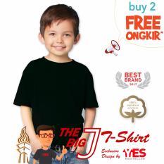 KaosYES T-Shirt Kaos Polos Anak