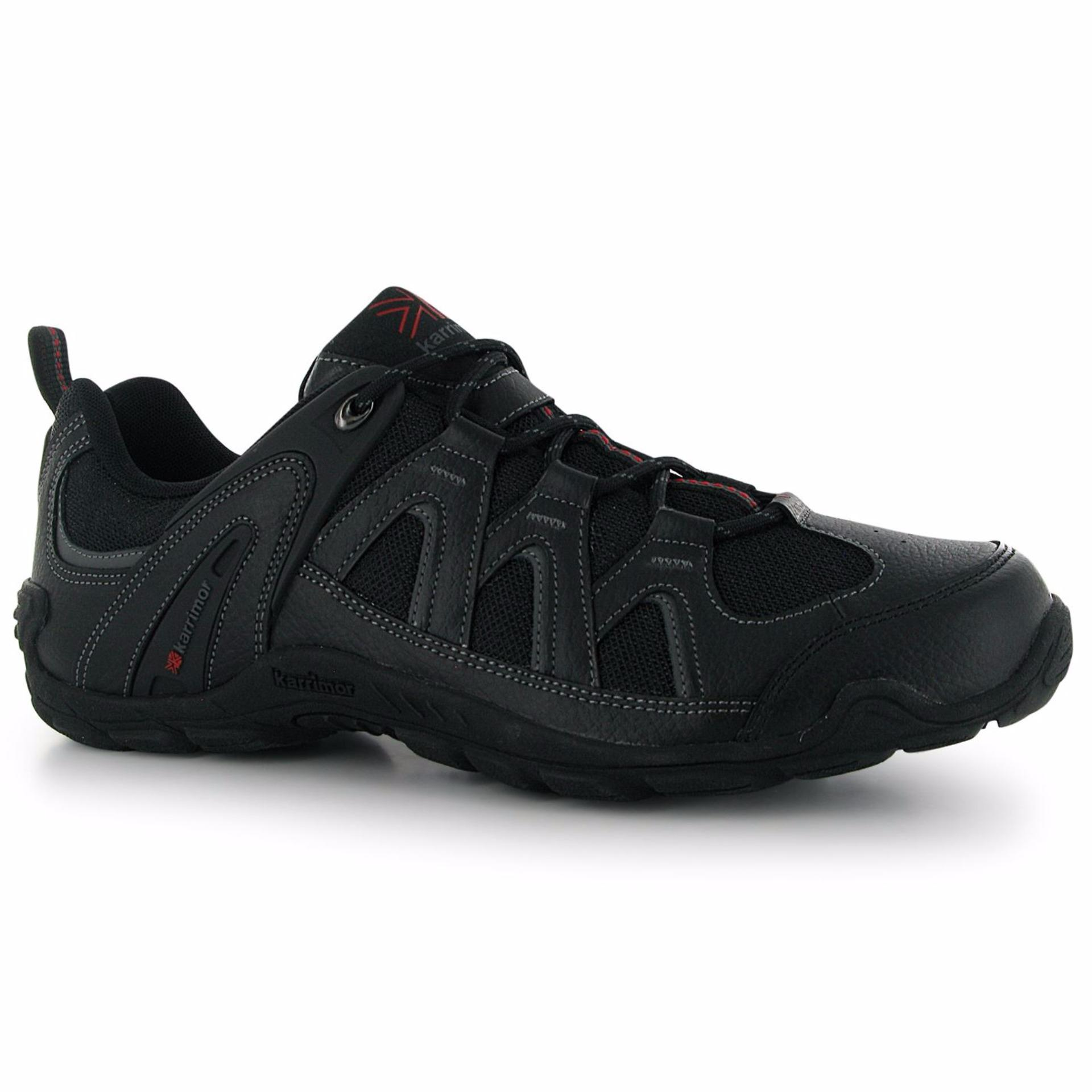 Harga Penawaran Karrimor Summit Leather Black Pencari Nike Tiempox Genio Ii Ic Shoes Hitam