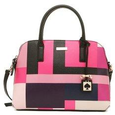 Kate Spade Rachelle Color Block Pink WKRU3434 Authentic Original Store