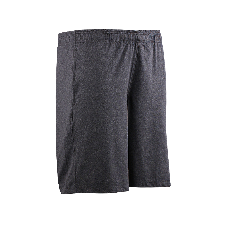 Kebugaran pria lima celana elastis basket Celana Pendek Kasual (Abu-abu Celana Pendek Kasual