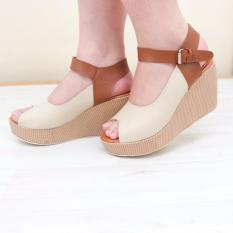 Bebbishoes-Dany Wedges Heels-Tan