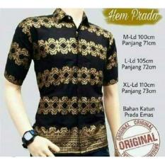 Kemeja Batik Lux