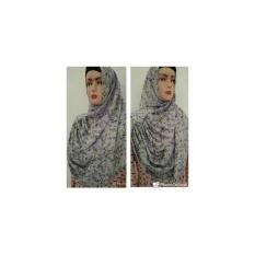 Khimar Luris Motif / Syiria Luris Motif / Jilbab Instan