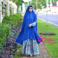 Khimar Safar Casual Blue