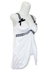 369 Mini Vivian Dress PutihIDR61965. Rp 64.900