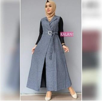 Cek Harga Baru Baju Wanita Jumpsuit Dress Wanita Baju Tidur Santai