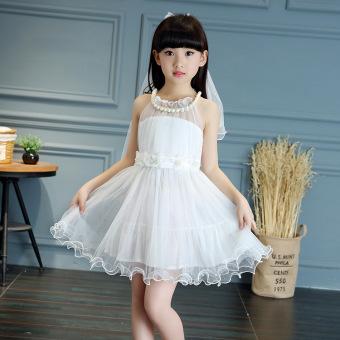 Dimana Beli SS Gadis Splicing Polkadot Gaussian Blur Gaun Putri Gaya Source · anak rok gaun Source Bandingkan Toko Korea Fashion Style baru musim panas