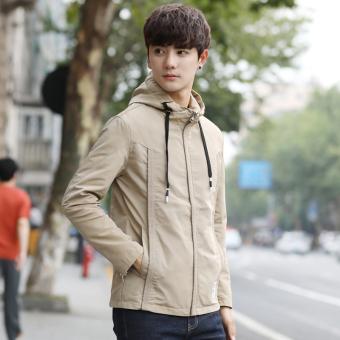 Jual Korea Fashion Style Bisbol Seragam Slim Tampan Jaket