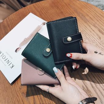 ... Baru Mini Source · Dompet Kecil Dompet Korea Fashion Style Wanita Gesper Lipat Ganda