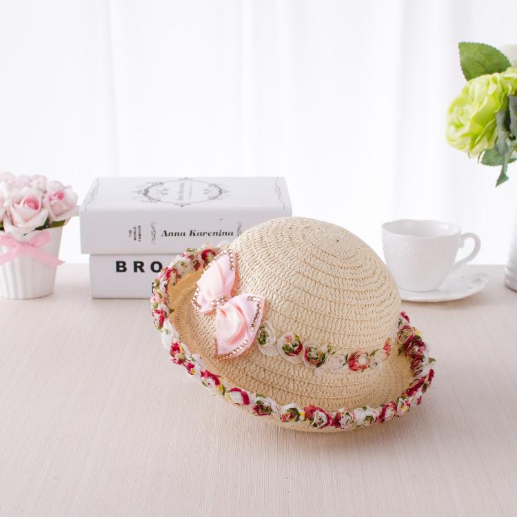 Gadis Manis Anak Topi Baseball Berwarna Merah Muda Daftar Harga Source · Korea Fashion Style permen berwarna Cooljie musim panas topi anak topi ember Renda ...