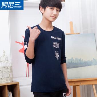 Jual Korea Fashion Style Pria Remaja Bottoming Baju Baru